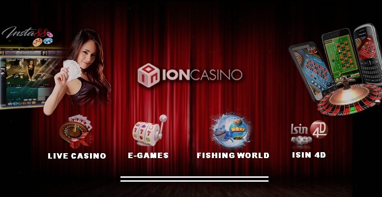Tips Main E-Games Di Ion Casino