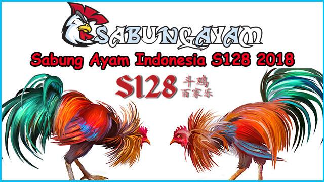 Sabung Ayam Indonesia S128 2018