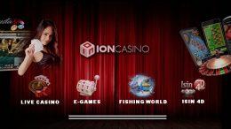 Tips Main E-Games Di Ion Casino