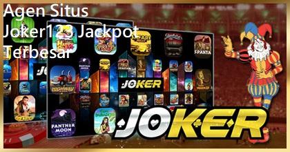 Agen Situs Joker123 Jackpot Terbesar