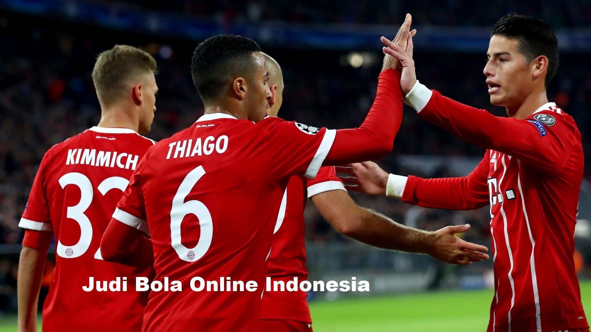Game Judi Bola Online Indonesia